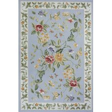 <strong>Momeni</strong> Spencer Blue Country/Floral Rug