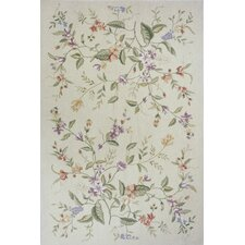 <strong>Momeni</strong> Spencer Beige Country/Floral Rug