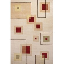 New Wave Ivory Area Rug