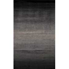 Metro Midnight Black Rug