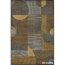 Dream Brown/Gray Area Rug