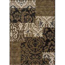 Dream Dropstitch Ivory Area Rug