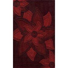 Delhi Red Rug