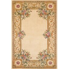 Harmony Ivory Floral Rug