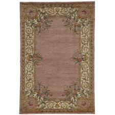 Harmony Rose Floral Area Rug