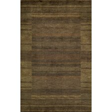 Gramercy Brown/Yellow Area Rug