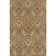 Imperial Court Sand Area Rug