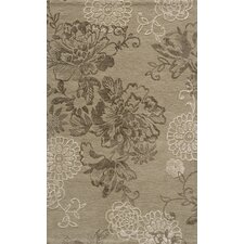 Sensations Light Taupe Area Rug