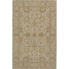 Zarin Stone Brown Area Rug