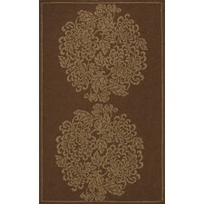 Veranda Brown Rug