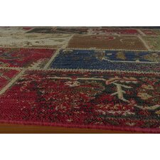 <strong>Momeni</strong> Vintage Assorted  Patchwork Rug