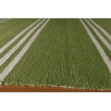 Veranda Lime Outdoor Rug