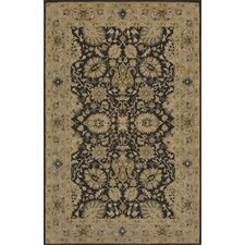 Zarin Charcoal/Brown Area Rug