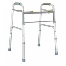 <strong>Lumex</strong> Imperial Dual Release X-Wide Folding Walkers (Set of 2)