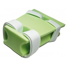 Foam Positioner Abduction Pillow with Adjustable Straps