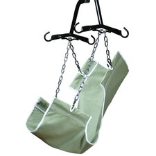 Heavy Duty Canvas Fabric Sling, 400 LB Weight Capacity