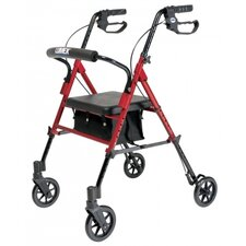 Set n' Go Height Adjustable Rolling Walker