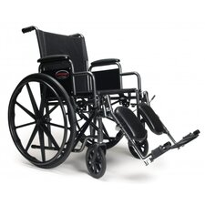 "Advantage 18"" Standard Wheelchair"