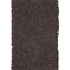 <strong>The Rug Market</strong> Shaggy Raggy Brown Rug