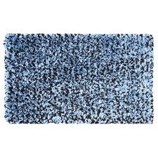 <strong>The Rug Market</strong> Shaggy Raggy Blue/Brown Kids Rug