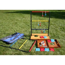 Trio Toss Deluxe Game Set