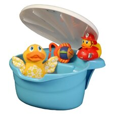 <strong>Mom Innovations</strong> The Potty Scotty Tub Toy Organizer by in Blue