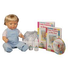 Potty Training in One Day - The Potty Scotty Kit with DVD