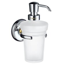 Villa Holder with Soap Dispenser