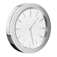Self Adhesive Bathroom Mirror Clock