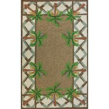 Swaying Palms Rug