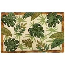 <strong>Homefires</strong> Tropical Foliage Rug