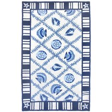 Navy Blues Rug