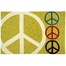 Symbols Of Peace Rug