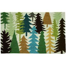 <strong>Homefires</strong> Woodland Trees Rug