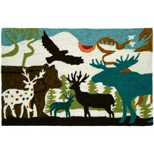 <strong>Homefires</strong> Forest Dwellers Rug