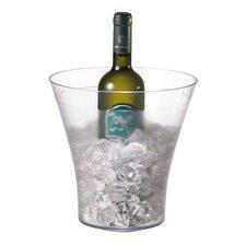 Wein-/ Sektkühler aus Kunststoff SAN