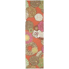 Ravella Disco Orange Indoor/Outdoor Rug