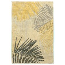 Terrace Yellow Palms Indoor/Outdoor Rug
