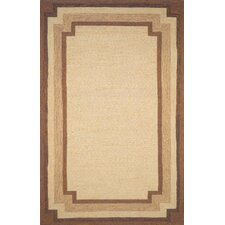 Ravella Natural Border Rug