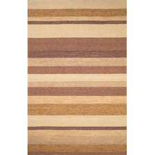Ravella Stripe Sand Indoor/Outdoor Rug