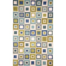 Spello Big Squares Indoor/Outdoor Rug