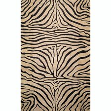 Seville Zebra Neutral Rug