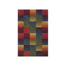 Ombre Boxes Rug