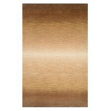 Ombre Neutral Stripes Rug