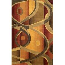 Inspirations Multi Geometric Rug