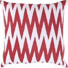 Eye-Catching Chevron Pillow