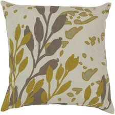 Charming Cattail Pillow