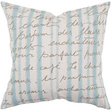 Language of Love Pillow