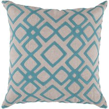 Divine Diamond Throw Pillow
