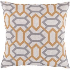 Connect the Diamonds Throw Pillow